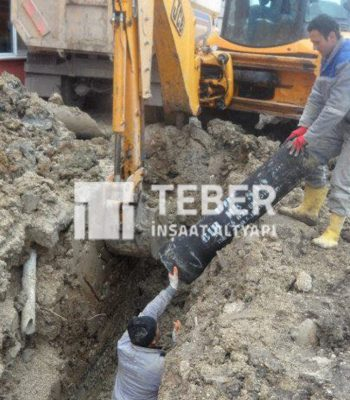 Kanalizasyon Altyapı İşleri